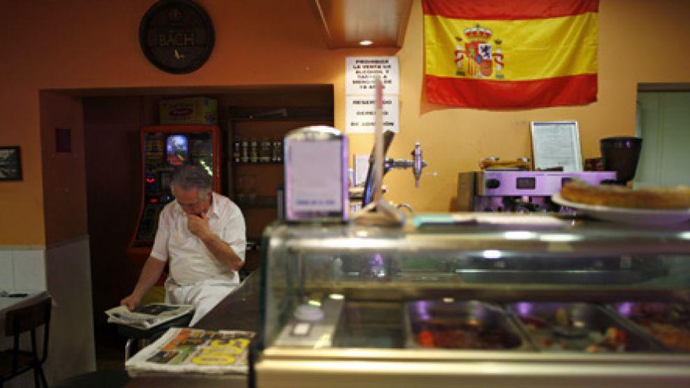 La maldición que ha acabado con el bar español