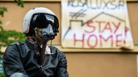 Conspiranoicos, anticapitalistas y neonazis: la improbable alianza alemana por el covid