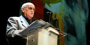 Fallece el cantautor y ex diputado José Antonio Labordeta a los 75 años