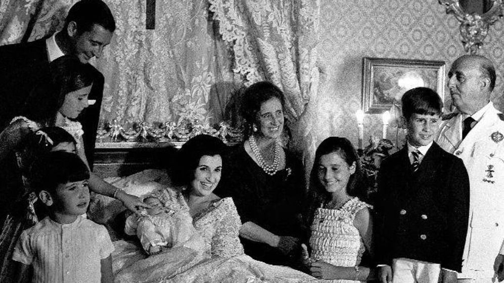 Foto: Fotografía de la familia Franco