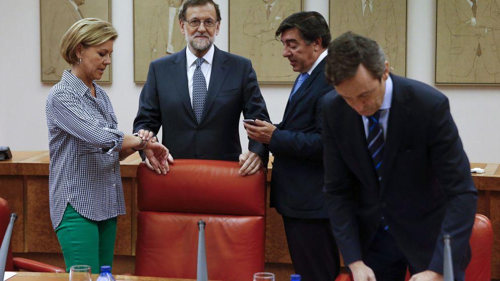 Rajoy ataca el bloqueo de Sánchez: No cambiaría lo hecho desde el 26J
