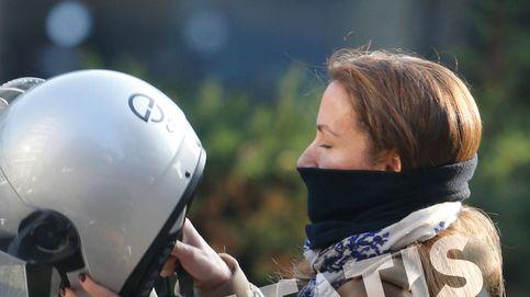 ¿Qué fue de Telma Ortiz? La pillamos en moto por Barcelona