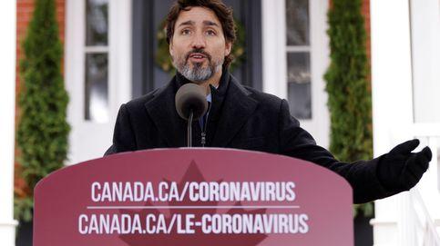 Canadá tendrá la mayor movilización desde la 2ª Guerra Mundial para la vacunación