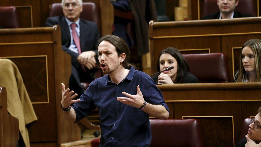 Pablo Iglesias insiste en 'sillones' para Podemos e IU y mete prisa a Sánchez