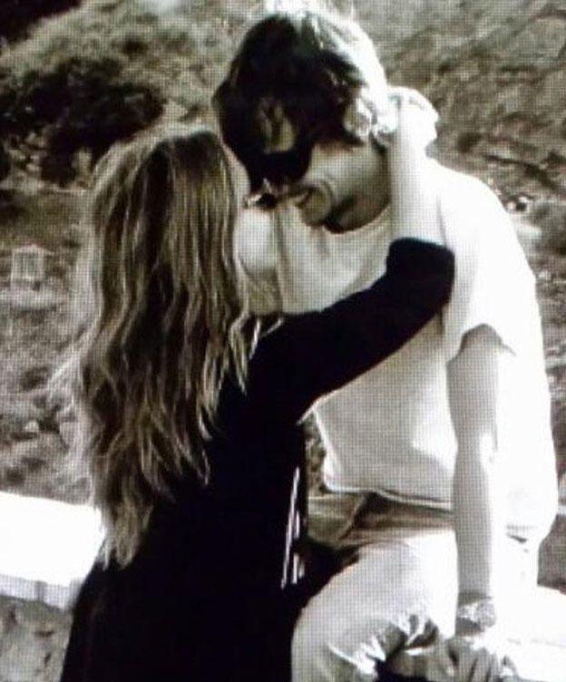 Foto: María Torretta junto a su novio, Jaime, en una imagen publicada en su perfil de Instagram