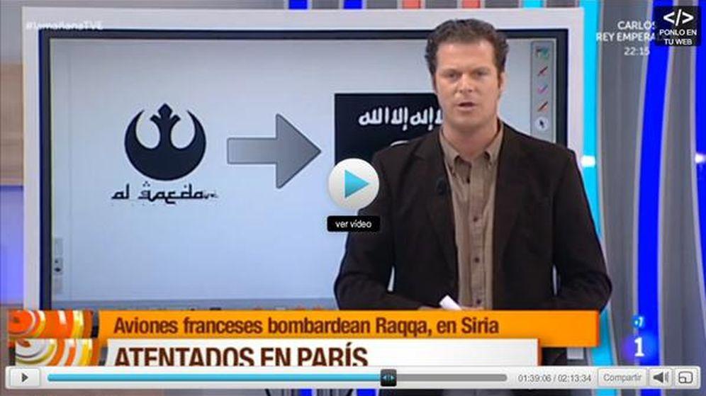 Foto: 'La mañana' de TVE