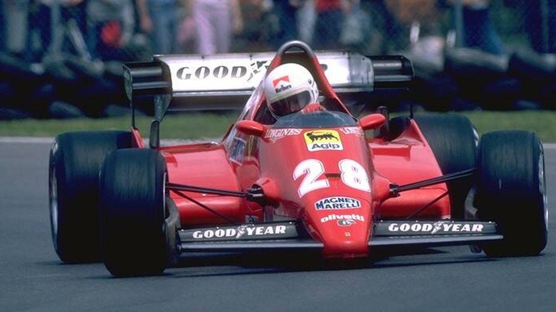 René Arnoux hizo cumbre en 1983 cuando casi ganó el Campeonato del Mundo. (CC)