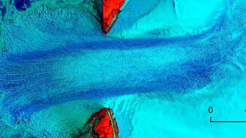 ¿Un río de hielo? El extraño fenómeno se acaba de documentar por primera vez