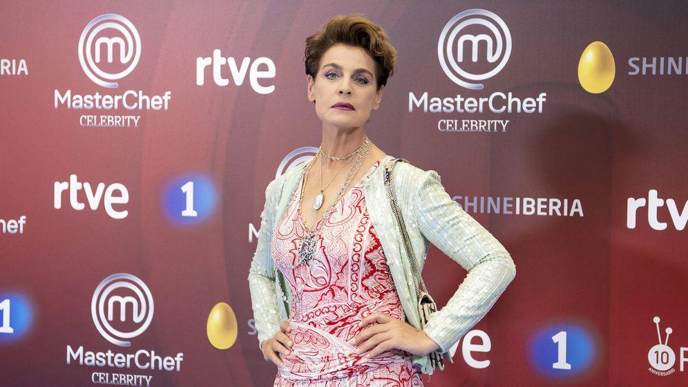 Foto: Antonia Dell'Atte en el FesTVal. (TVE)