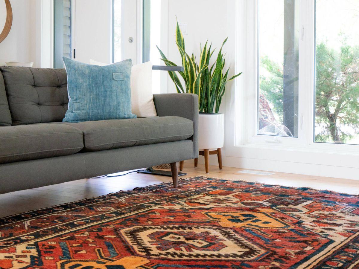 Foto: Echa un vistazo a nuestra selección de alfombras de Amazon. (Unsplash)