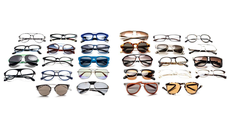 d5cea2e2ac Moda hombre: Gafas, la simetría perfecta