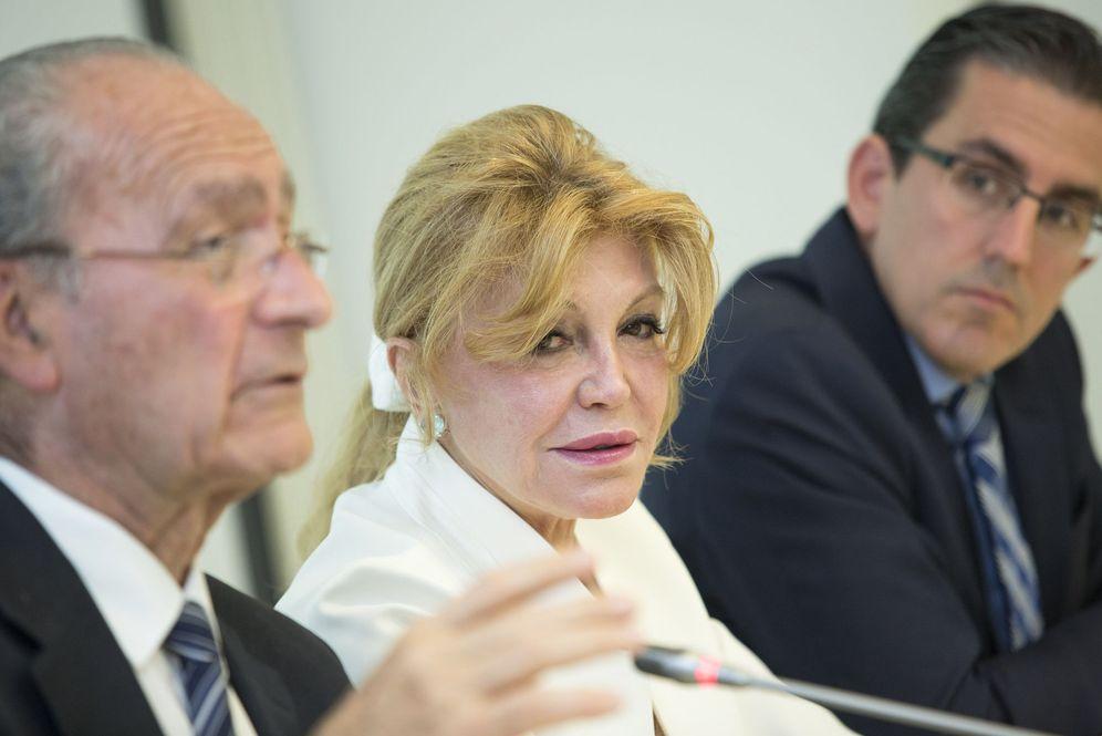 Foto: La baronesa Carmen Thyssen. (EFE)