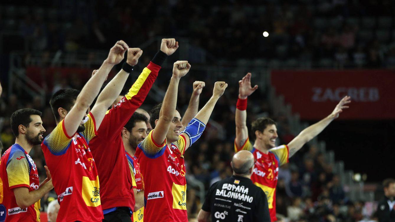 El 13,6% sigue la victoria de España en el europeo de balonmano en TVE