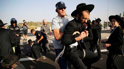 Rebelión ultraortodoxa contra el servicio militar en Israel