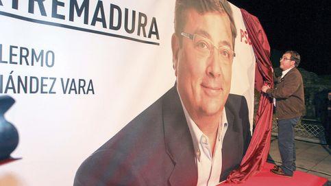 El PSOE echa el resto en Extremadura para recuperar un feudo histórico