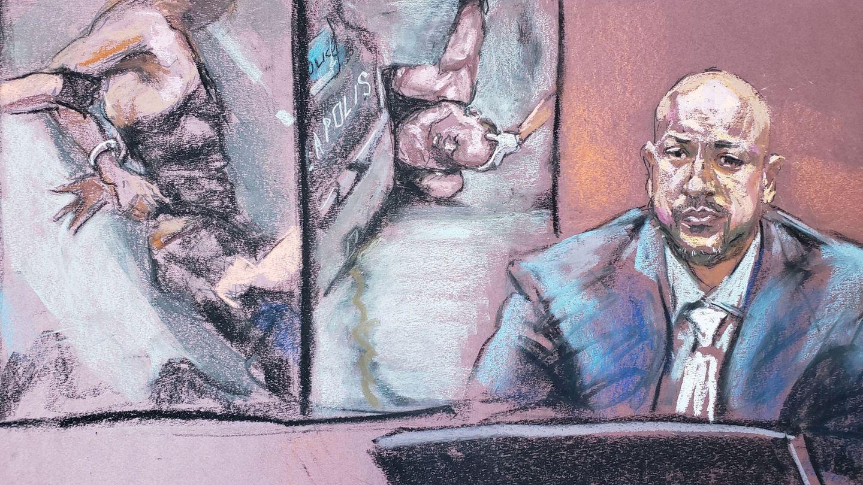 Un equipo de 50 personas revisó los vídeos del caso, fotograma a fotograma. Foto: Reuters