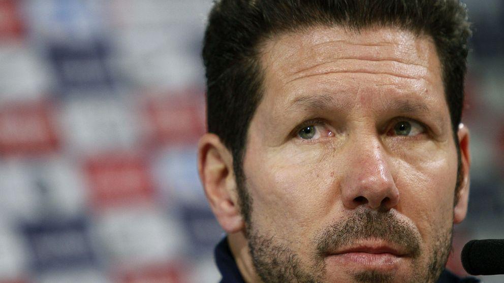 Simeone pellizca a sus delanteros: En el debe tenemos la falta de gol de algunos