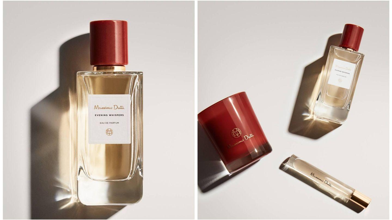 Nuevo pack de vela y perfume de Massimo Dutti. (Cortesía)