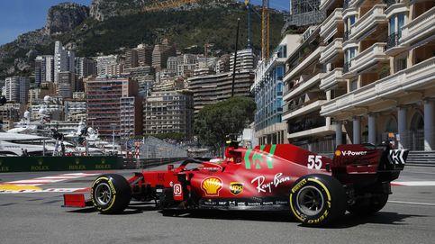 Dominio rojo en Mónaco: Leclerc (1º) y Carlos Sainz (2º) hacen soñar a Ferrari