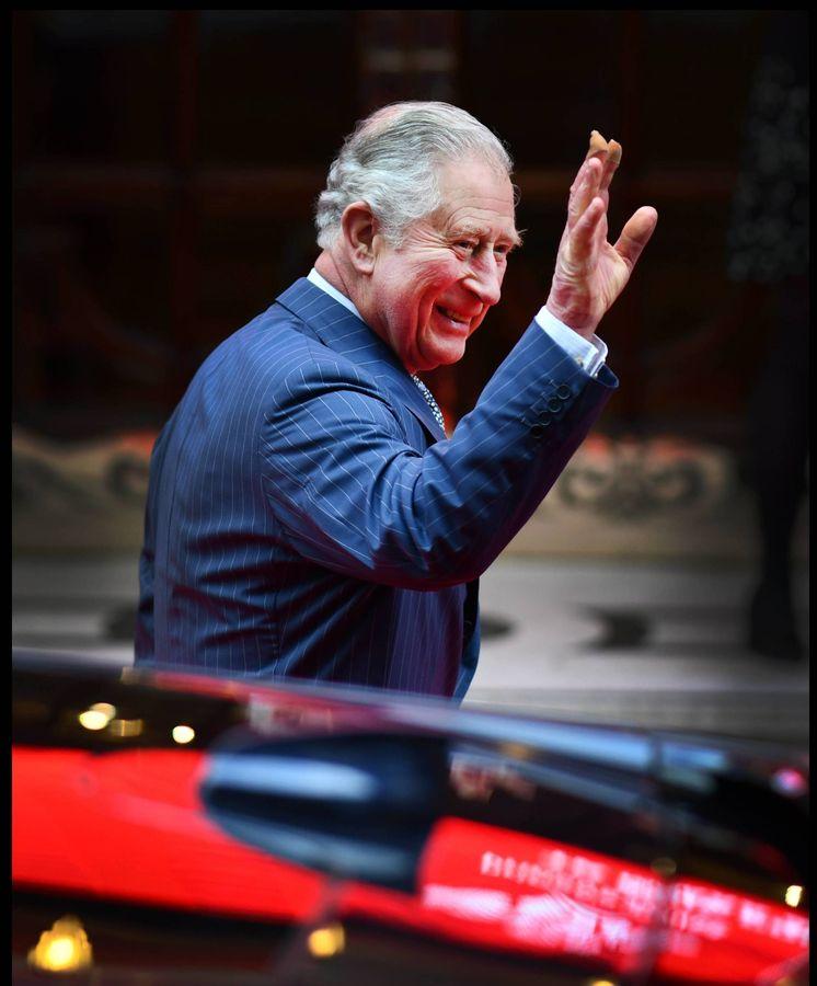 Foto: El príncipe de Gales, en una foto de archivo. (Cordon Press)