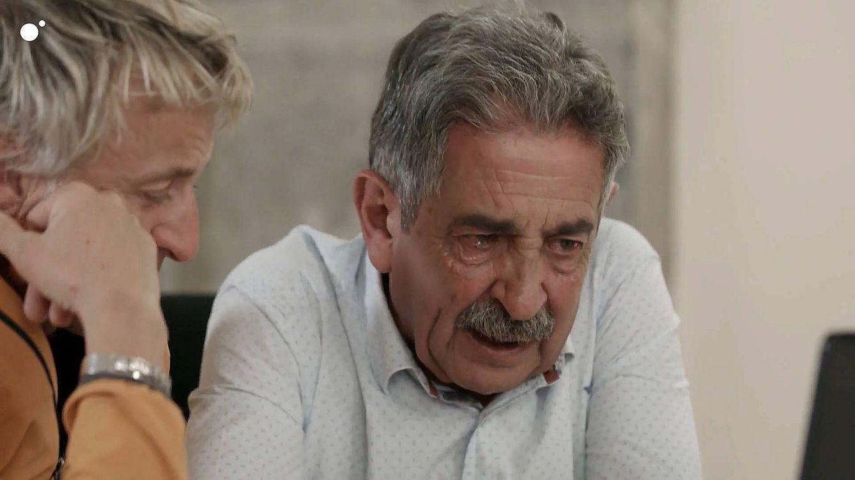 Jesús Calleja y Miguel Ángel Revilla, a lágrima viva en Planeta Calleja: No puedo ni leer esto