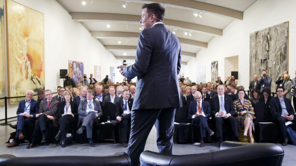 Foto: El consejero delegado de Tesla, el fabricante de automóviles eléctricos de lujo, Elon Musk. (EFE)
