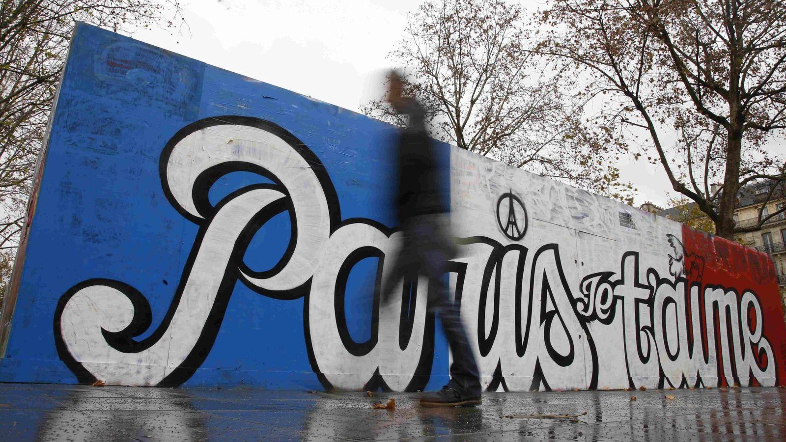 Foto: Conmoción en todo el mundo por los ataques de París (REUTERS)