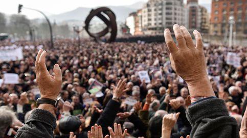 Miles de pensionistas vuelven a salir a la calle en varias ciudades de España