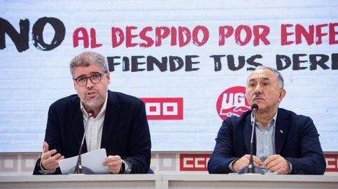 Los sindicatos convocan una primavera de movilizaciones frente al Gobierno