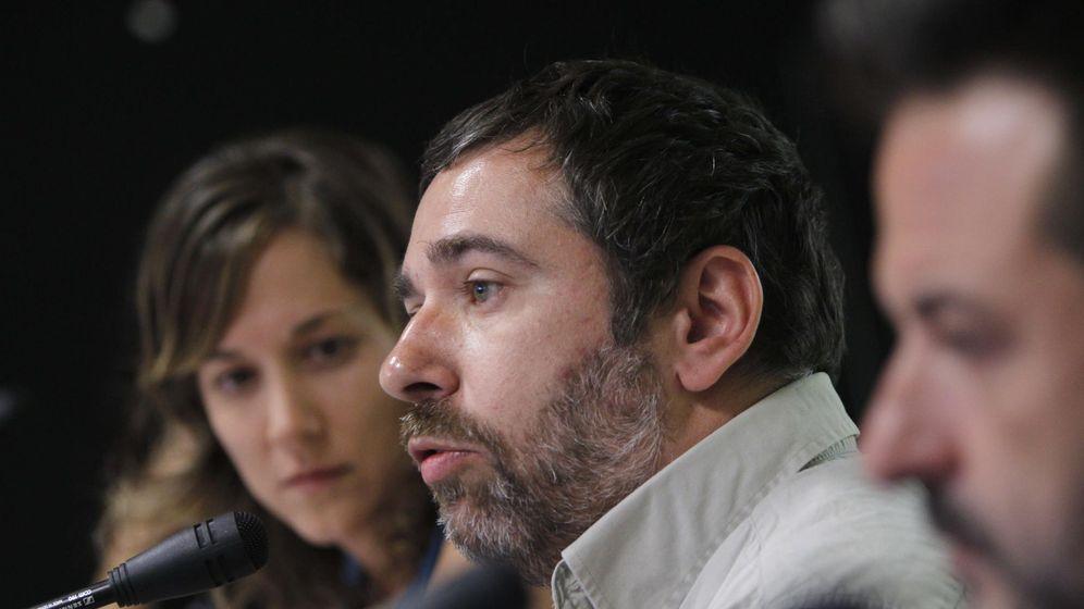 Foto: El eurodiputdo de Izquierda Unida, Javier Couso, miebro de Ahora en Común. (Efe)