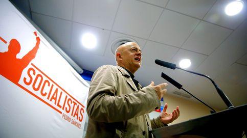 Elorza afirma que habría que estudiar una candidatura conjunta entre Sánchez y López