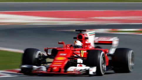 El fantasma de Montmeló: Ferrari es el favorito, delante de Mercedes y Red Bull