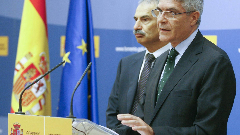 El nuevo presidente de Renfe, Isaías Táboas, en su etapa como secretario de Estado del Gobierno de José Luis Rodríguez Zapatero. (EFE)