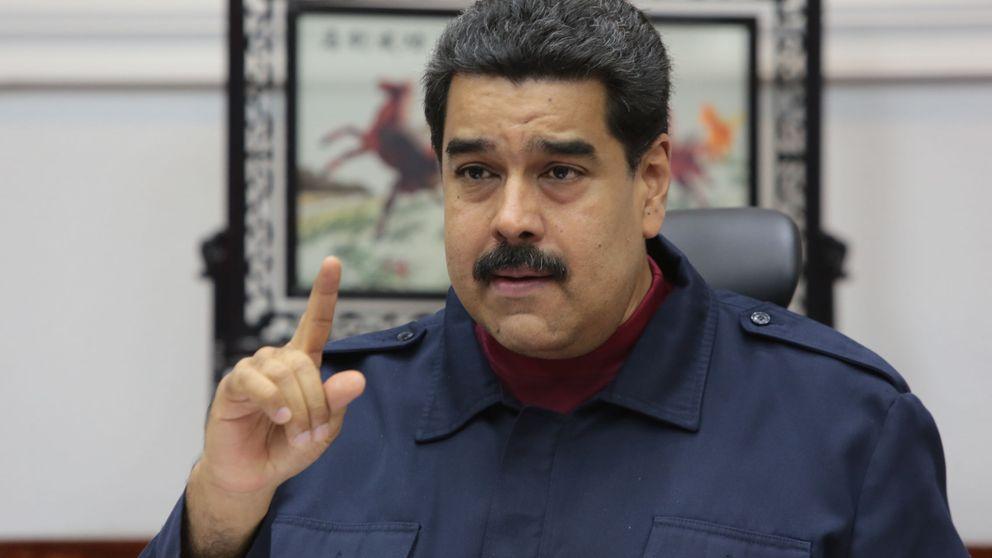 Maduro acusa a Rajoy de llevar a la pobreza y al desahucio a España