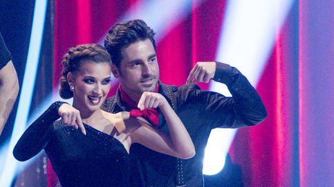 El sensual tango de Bustamante y Yana Olina, foto a foto