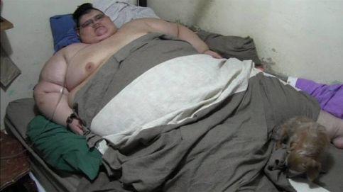 500 kilos: así es el hombre más gordo del mundo