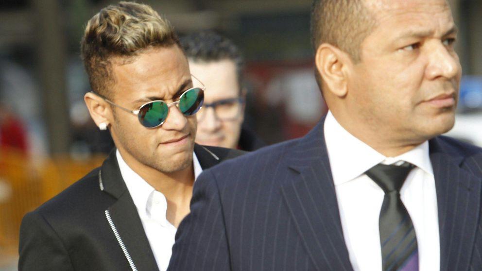 La Audiencia provincial de Barcelona da la razón al Barça en el caso Neymar