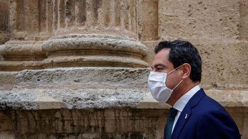 El presidente de la Junta de Andalucía, Juanma Moreno, positivo por coronavirus