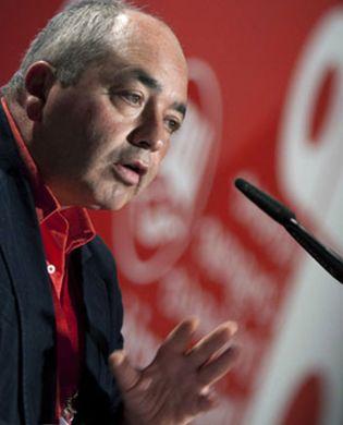 Foto: La enfermedad retira a Pastrana, el jefe del 'ejército' de la UGT andaluza