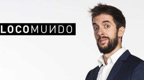 David Broncano estrena este martes 'LocoMundo' en #0