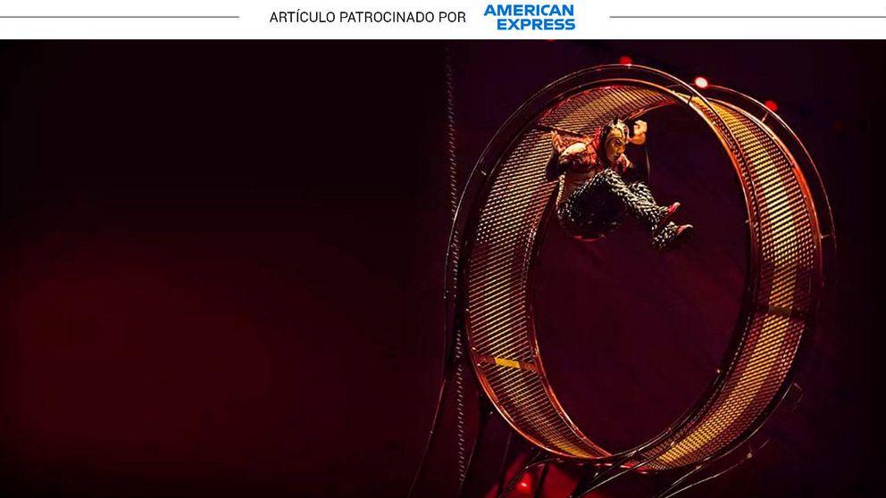 El espectáculo más puro y auténtico de El Circo del Sol llega a Madrid