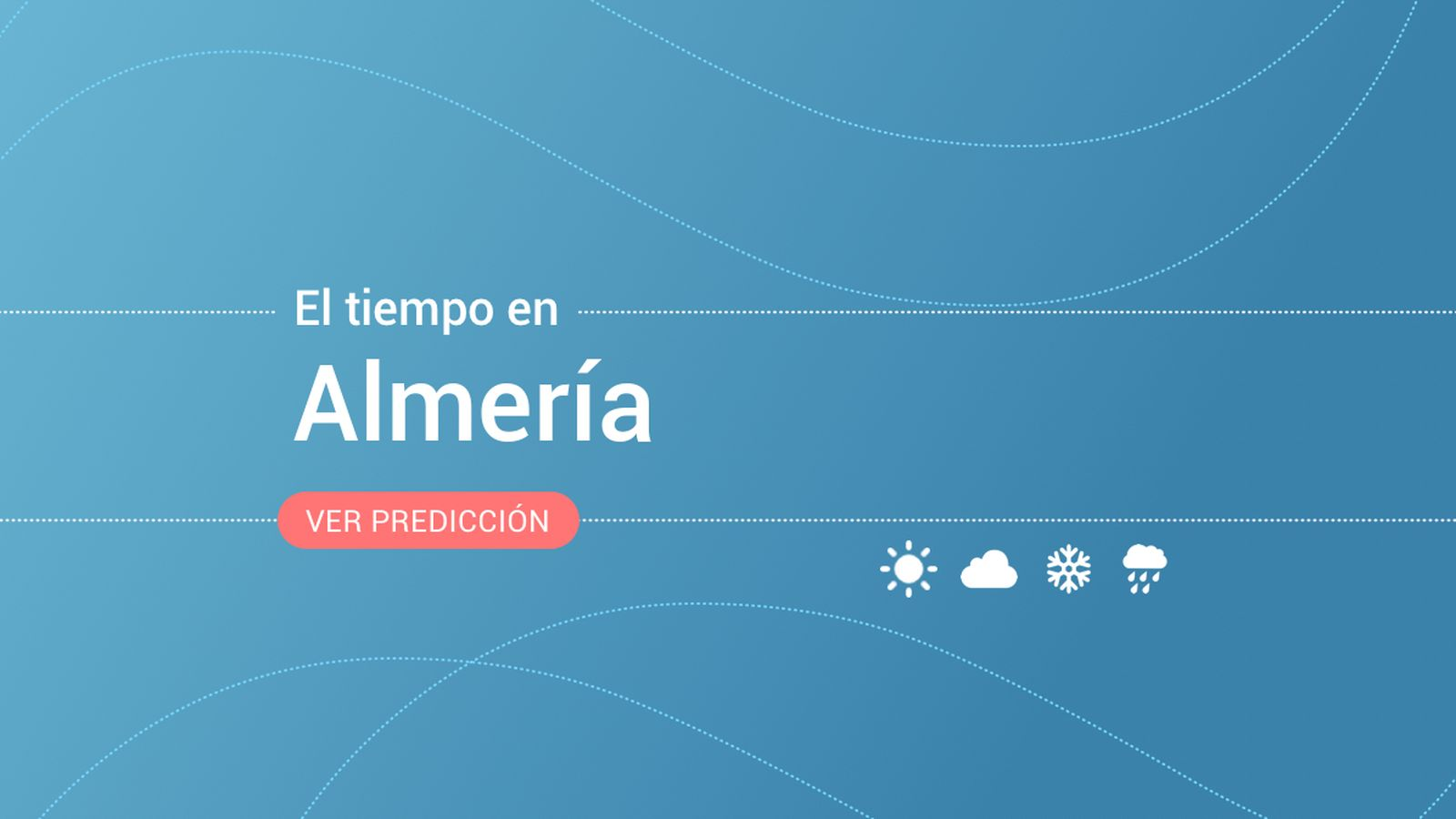 Foto: El tiempo en Almería. (EC)