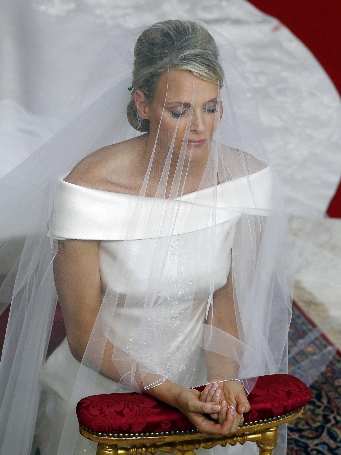 La princesa, el día de su boda (Gtres)