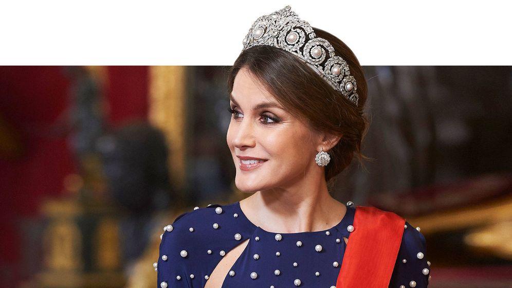 Foto: La reina Letizia, en una imagen de archivo. (LP)