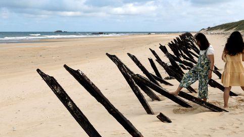 Barricadas en las costas de Taiwán