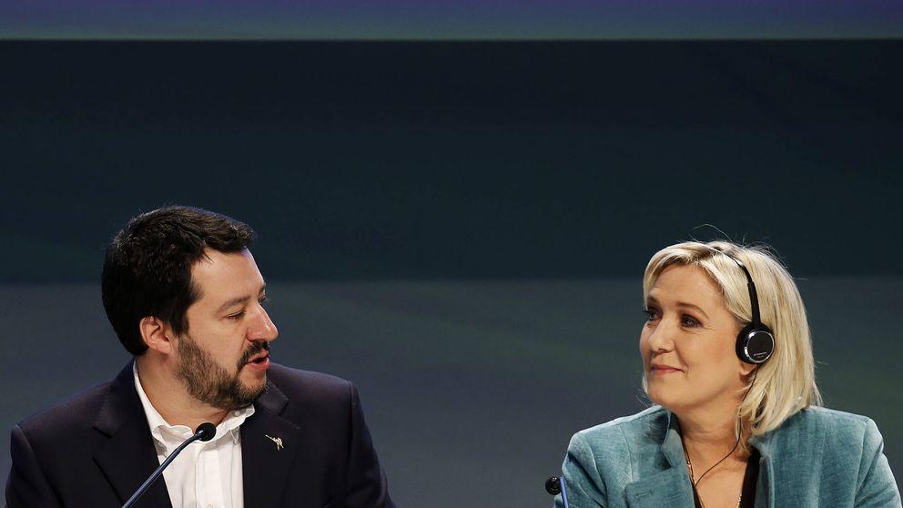 El sueño italiano de Le Pen: una alianza con la extrema izquierda para gobernar Francia