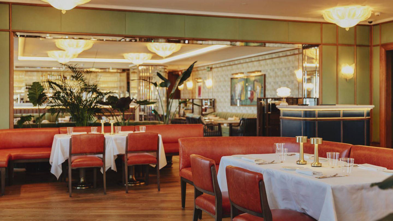 Restaurante de Dani García en el Four Seasons.