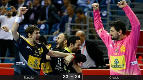 España se luce ante Croacia y luchará por el oro y el billete a los Juegos de Río