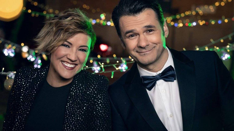 Cristina Pardo e Iñaki López. (Atresmedia).