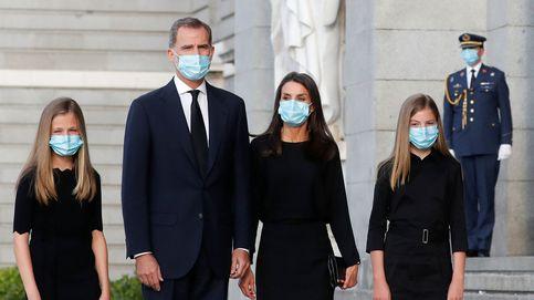 Con los Reyes pero sin Sánchez: así ha sido la misa funeral por las víctimas de la pandemia